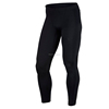 Black Long Compression Comfortable Trousers For