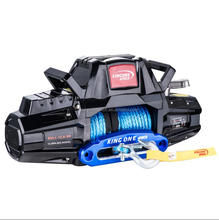 New Model Bull-12.0iSR off-road winch 4x4 winch 12v electric good quality winch