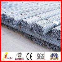 HRB400 HRB500 steel rebar deformed steel bar iron rods for construction/concrete alibaba china