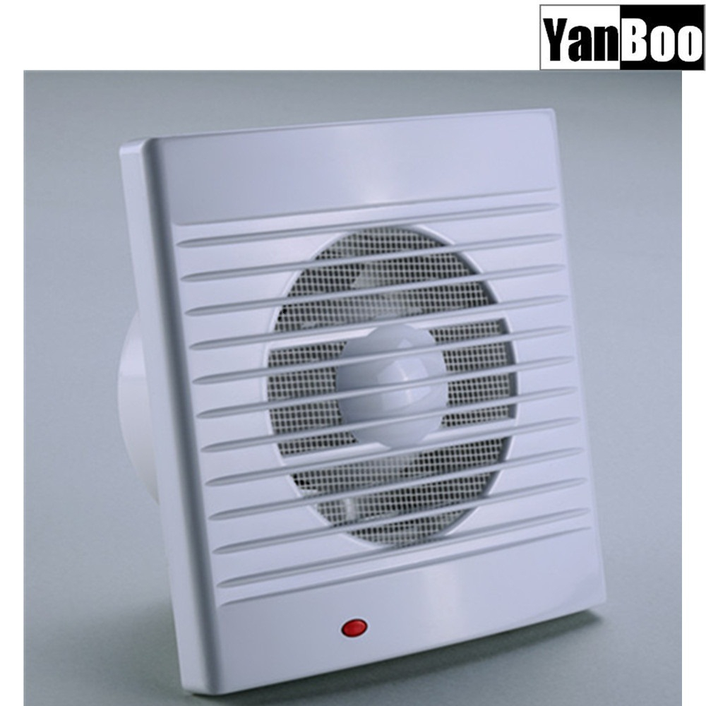 Wall window mounted ventilating exhaust fan/ventilation fan/exhaust fan(6,8inch)/Timer