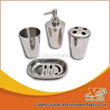 4Pcs Stainless Steel Cheap Bathroom Sets And Accessories