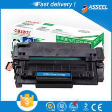 printer consumable Q7551A Laser toner cartridge for m3027/3035/3005