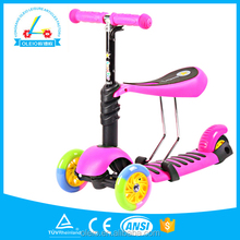 3 Wheel Kids Scooter Cheap Magic Multi-functional Wonderful Foot Scooter For Kids