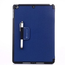Hot sale!!! New model case for Ipad air leather case with stand