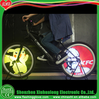 Hot Sale LED Spoke Light Water