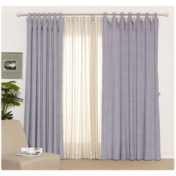 Japan style privacy hand made office window ready made simple curtain design