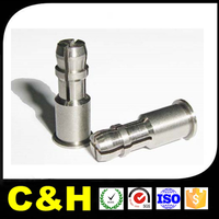 China custom precision cnc parts supplier stainless steel mechanical parts cnc machining motorcycle part