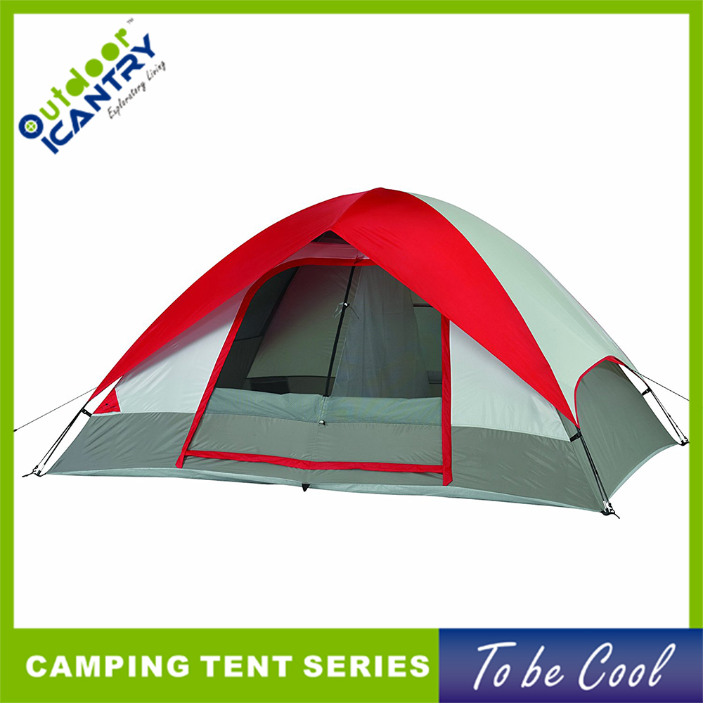China exported high quality special design family camping tent for sale