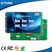 "15.6"" latest stone RS232 monitor touchscreen for automation controller"