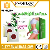 2016 Hot Selling Lose Weight Patch, Slimming Down Products, No Pills to Keep Slight