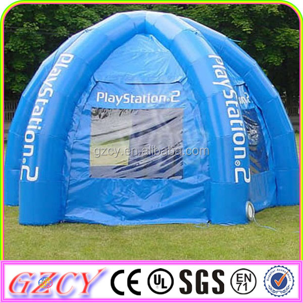 2014 Hot Sale Outdoor Small Advertising Inflatable Tent