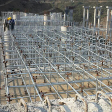 Construction used scaffoldings ringlock Layer scaffoldings