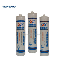 300ml Fast Dry Neutral Transparent Silicone Sealant for Glass
