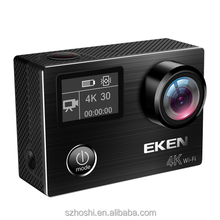 Latest version EKEN V8S action camera 4K 170 degree wide angle wifi sport camera