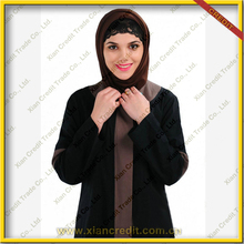 Simple style women ladies Abaya Muslim women ladies Abaya