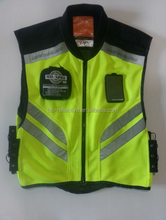 Fashion Safety Motorcycle Riding Reflective Vests