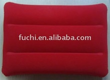 Fashion rectangle Flocking pillow of 2011 hot sale with low price