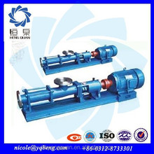 Industrial High Quality Stainless Steel Single Screw Pump