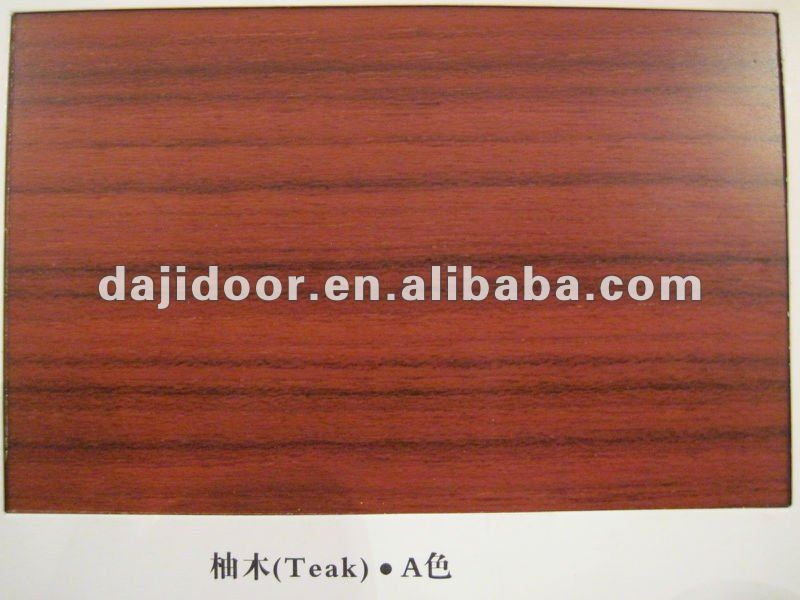 Handmade Carving Wood Doors Design Exterior DJ-S801