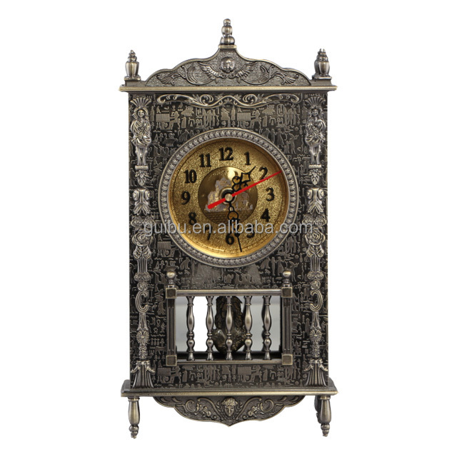 Table Clock Antique Reproduction Designer Wall Clocks India