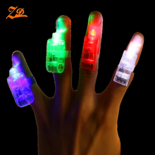 wholesale car finger ring flashing led light