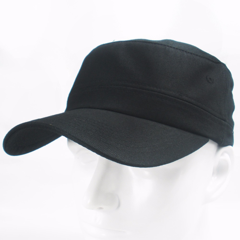 Dongguan Custom Cotton Blank Military Hat Wholesale