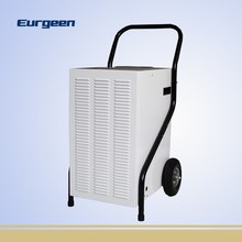 105 Pint Per Day Metal housing Basement Dehumidifier with handhold