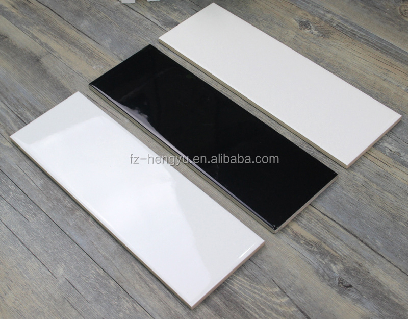 100X300 glossy colored ceramic tiles distributor