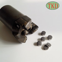 PDC Diamond Cutters Inserts For Rock