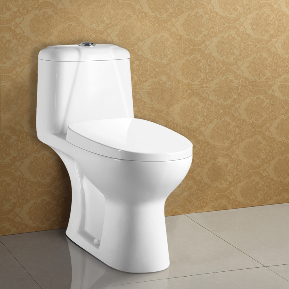 Bathroom Furniture One Piece Closestool /Toilets Bath and Toilet Equipments