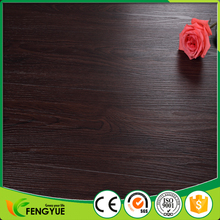 Waterproof Office Quiet LVT Wood Plank Effect Plastic PVC Vinyl Flooring