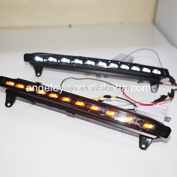 For Audi Q7 LED Daytime Running Light 2006-2009 year