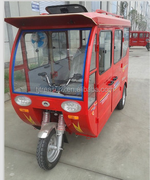 Marketplace van cargo tricycle with cabin /piaggio ape for sale/adult pedal car