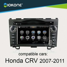 WINCE system In-dash Car DVD player For Honda CRV 2007 2008 2009 2010 2011