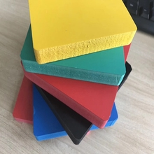 4x8 pvc foam sheet plastic for building construction
