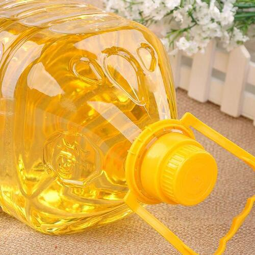 factory price cooking refined sunflower oil 5L bottle