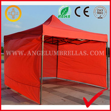 Customized Print! 3*3m Oxford Fabric Advertising/Exhibition/Outdoor Tent with Sidewalls