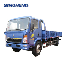 Chinese howo truck 4x2 cargo truck for sale