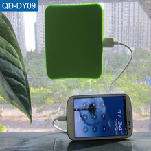 Electronic Gadgets 2017 Rechargeable USB Solar Power Bank Window Mounted Solar Charger for Smartphone