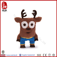 lovely plush deer toys