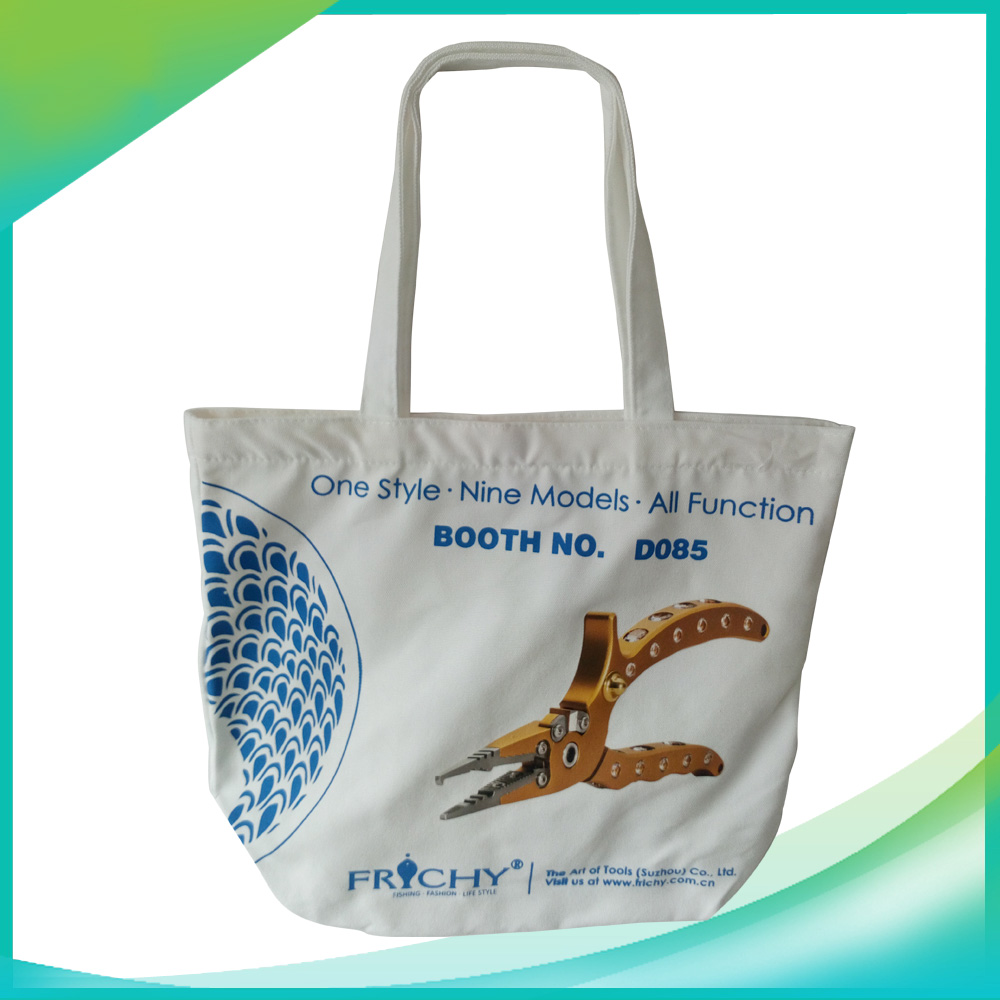 Outdoor Sport Use and Cotton,canves Material canvas wholesale tote bags