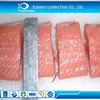 Wholesale High Quality Frozen Pink Salmon Portion