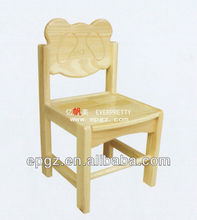 Lovely children animal chair, wooden kids chair, animal kids chair