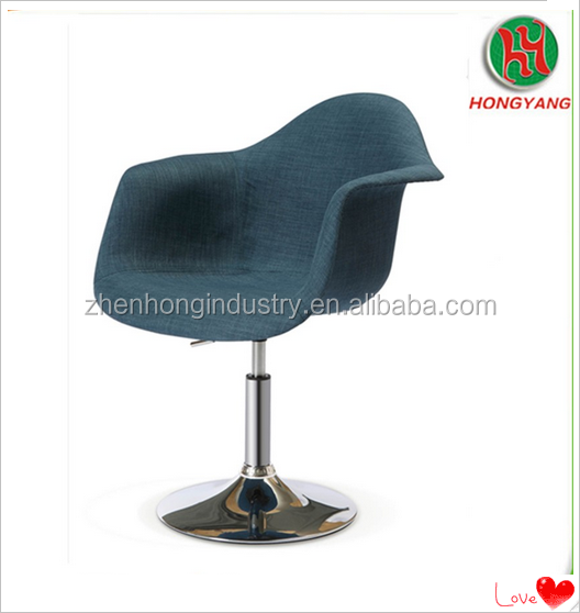 Pp and plastic material seats and lounge chairs with adjustable lift and rotatable bars
