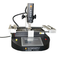 New products!WDS-430 bga rework station with infrared preheating for laptop iphone motherboard repair bga reballing
