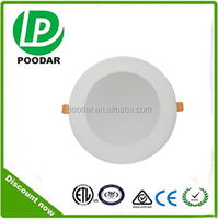 decorative drop ceiling light 32w dimmable led downlight