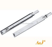 Customized hot sell bottom mounted soft close drawer slide