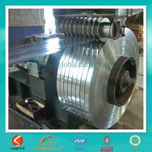 low carbon material narrow galvanized steel coil