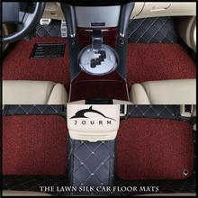 new arrival 3d car floor mat for audi a5 two doors