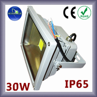 philips led flood light with ce rohs erp approved